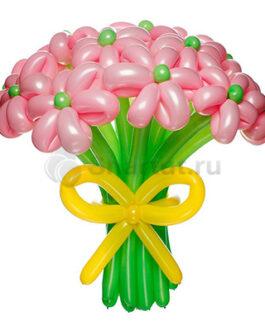 Цветы из шаров Нежность