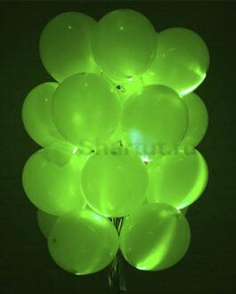 Светящиеся шары с диодами «Зелёные» 20 шт