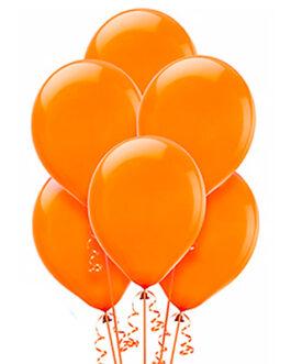 Оранжевые шарики
