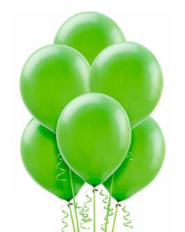 Зеленые шарики